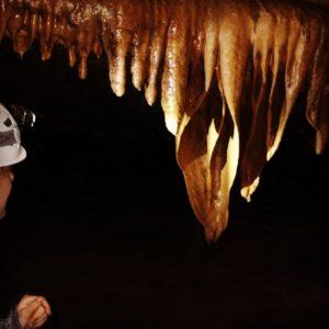 espeleología cueva Tío Manolo